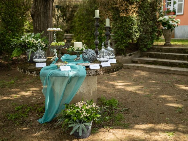 Il matrimonio di Luca e Debora a Asti, Asti 17