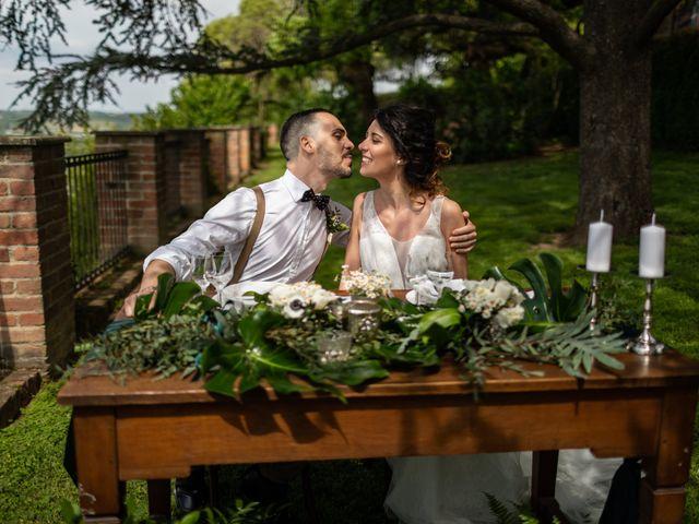 Il matrimonio di Luca e Debora a Asti, Asti 43