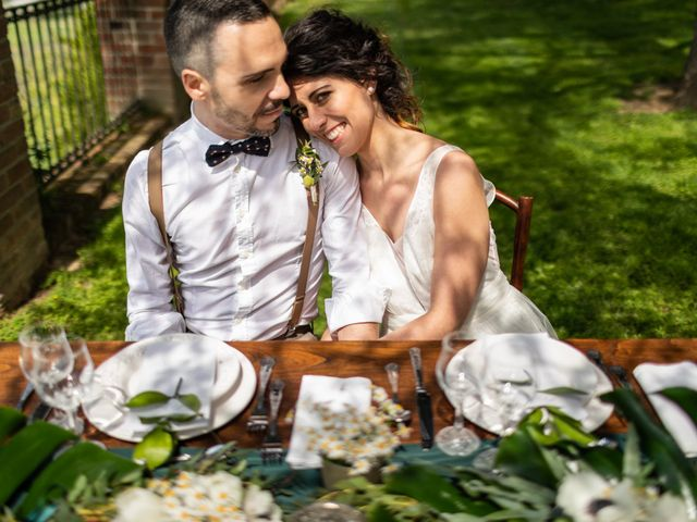 Il matrimonio di Luca e Debora a Asti, Asti 44