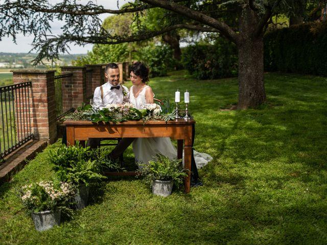 Il matrimonio di Luca e Debora a Asti, Asti 48