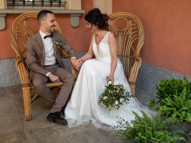 Il matrimonio di Luca e Debora a Asti, Asti 59