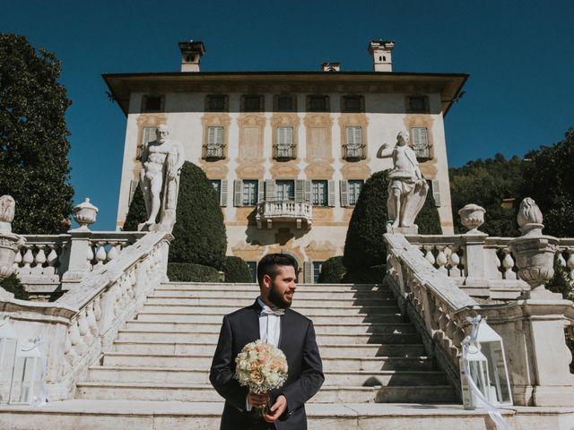 Il matrimonio di Stefano e Roberta a Trescore Balneario, Bergamo 35