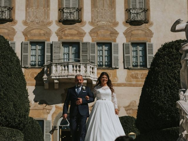 Il matrimonio di Stefano e Roberta a Trescore Balneario, Bergamo 36