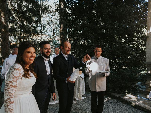 Il matrimonio di Stefano e Roberta a Trescore Balneario, Bergamo 54