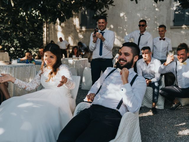 Il matrimonio di Stefano e Roberta a Trescore Balneario, Bergamo 67