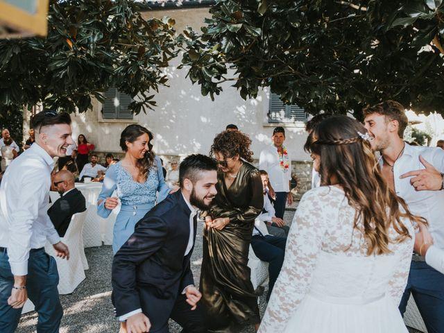 Il matrimonio di Stefano e Roberta a Trescore Balneario, Bergamo 69