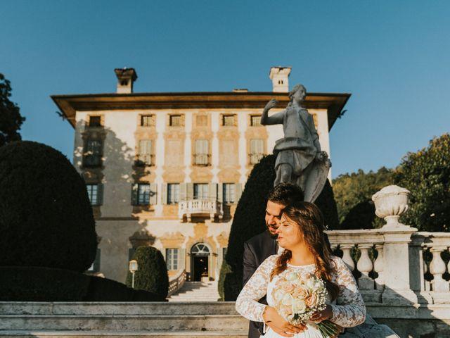 Il matrimonio di Stefano e Roberta a Trescore Balneario, Bergamo 78
