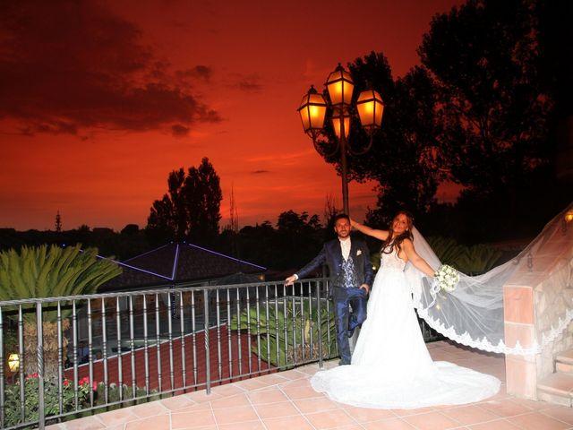 Il matrimonio di Stefano e Francesca a Roma, Roma 19