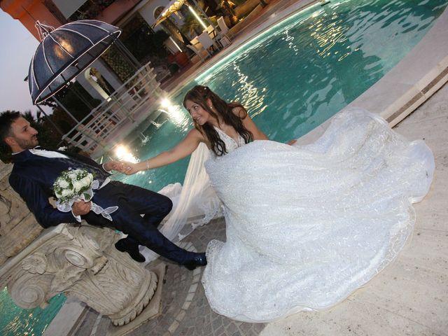 Il matrimonio di Stefano e Francesca a Roma, Roma 2