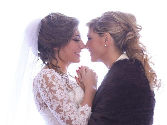 Il matrimonio di Vittorio e Antonia a Napoli, Napoli 6