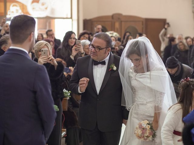 Il matrimonio di Vittorio e Antonia a Napoli, Napoli 17