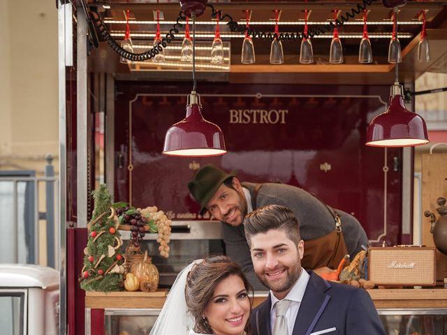 Le nozze di Antonia e Vittorio
