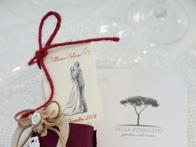 Il matrimonio di Vittorio e Antonia a Napoli, Napoli 43
