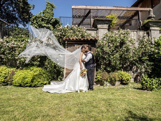 Il matrimonio di Andrea e Sofia a Sillavengo, Novara 1