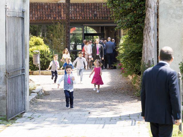 Il matrimonio di Andrea e Sofia a Sillavengo, Novara 22