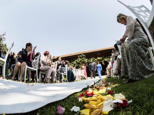 Il matrimonio di Andrea e Sofia a Sillavengo, Novara 23