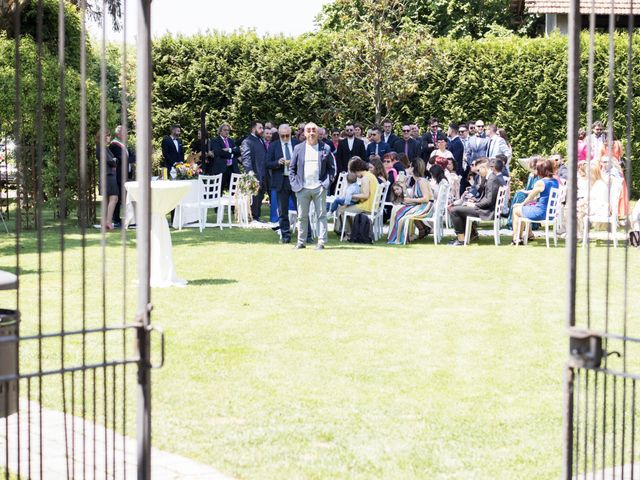 Il matrimonio di Andrea e Sofia a Sillavengo, Novara 24