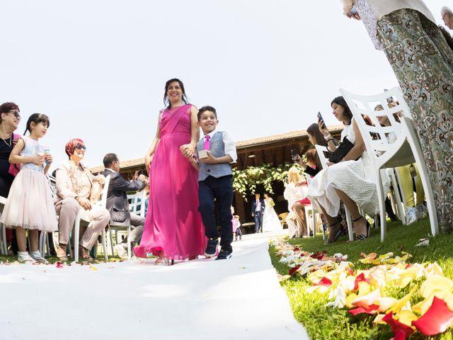 Il matrimonio di Andrea e Sofia a Sillavengo, Novara 26