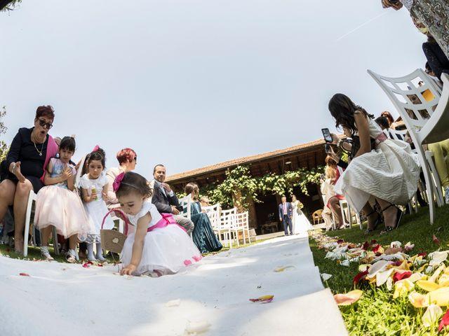 Il matrimonio di Andrea e Sofia a Sillavengo, Novara 29