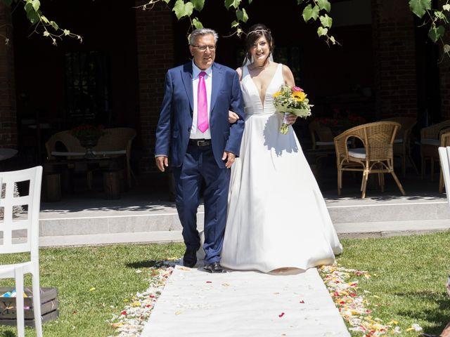 Il matrimonio di Andrea e Sofia a Sillavengo, Novara 30