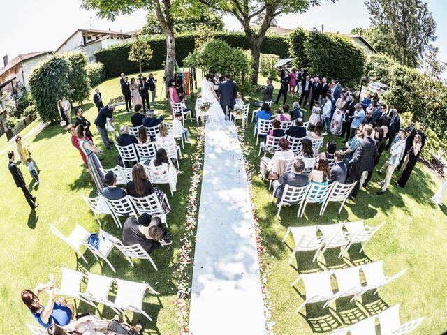 Il matrimonio di Andrea e Sofia a Sillavengo, Novara 36