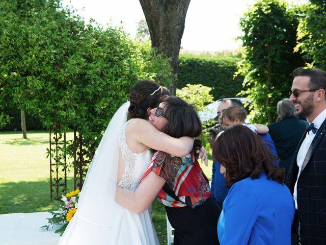 Il matrimonio di Andrea e Sofia a Sillavengo, Novara 37
