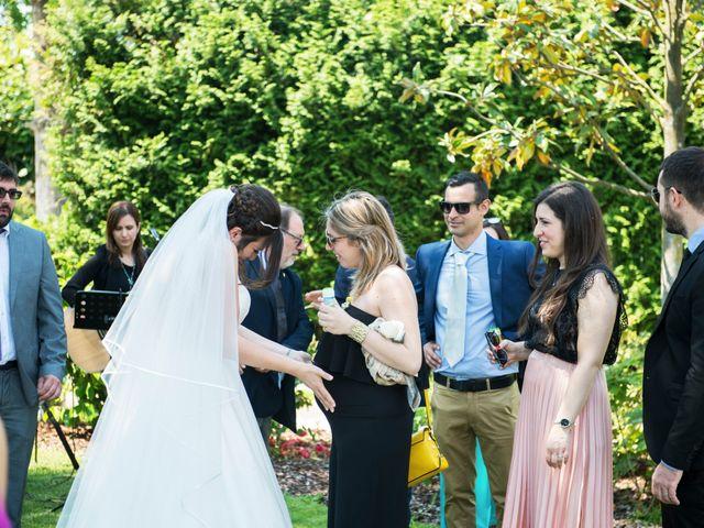 Il matrimonio di Andrea e Sofia a Sillavengo, Novara 39