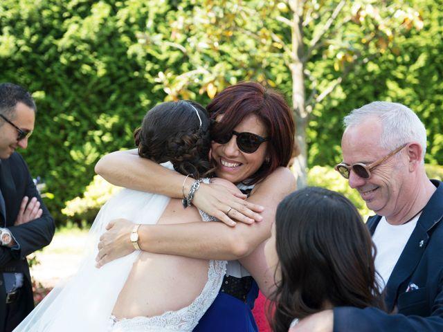 Il matrimonio di Andrea e Sofia a Sillavengo, Novara 40