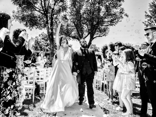 Il matrimonio di Andrea e Sofia a Sillavengo, Novara 41