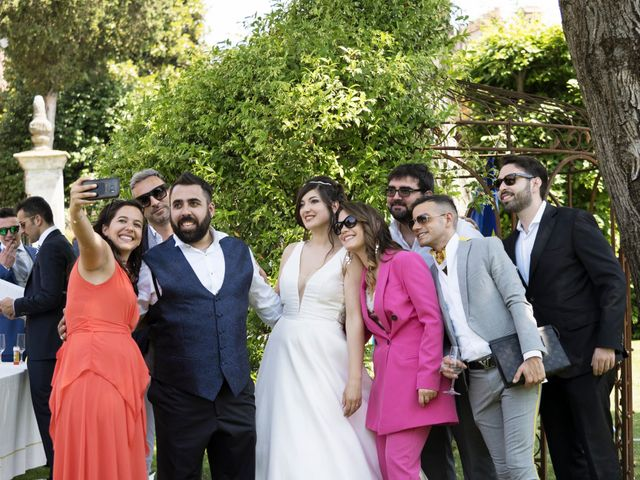 Il matrimonio di Andrea e Sofia a Sillavengo, Novara 44