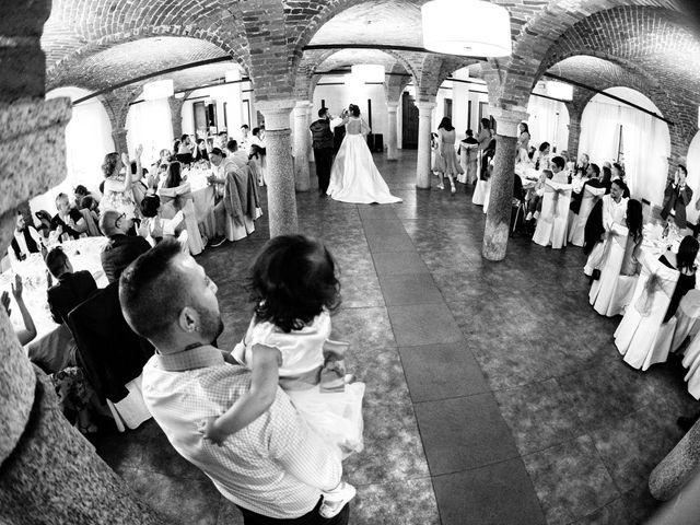 Il matrimonio di Andrea e Sofia a Sillavengo, Novara 45
