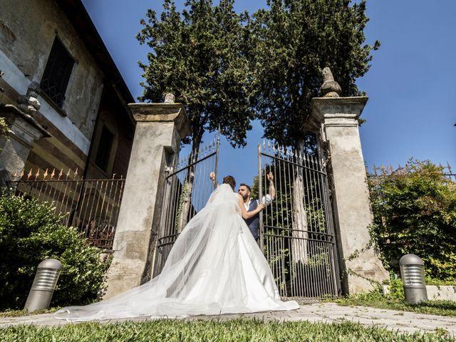 Il matrimonio di Andrea e Sofia a Sillavengo, Novara 51