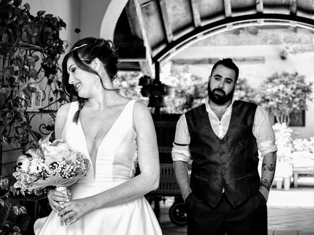 Il matrimonio di Andrea e Sofia a Sillavengo, Novara 57
