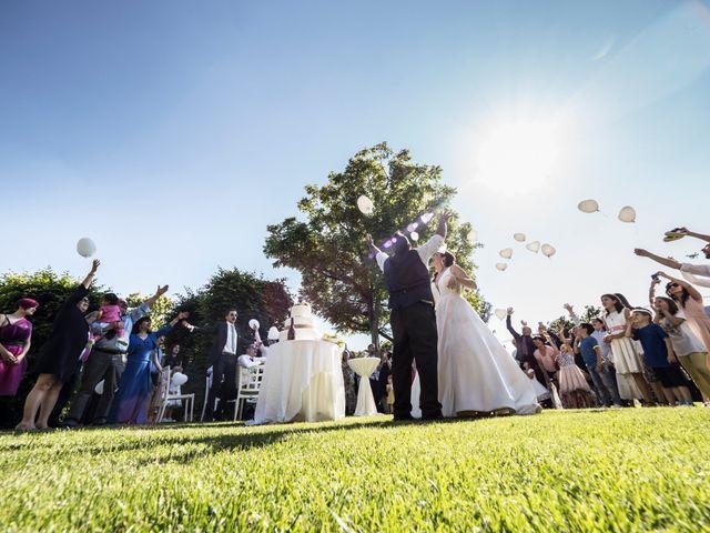 Il matrimonio di Andrea e Sofia a Sillavengo, Novara 58