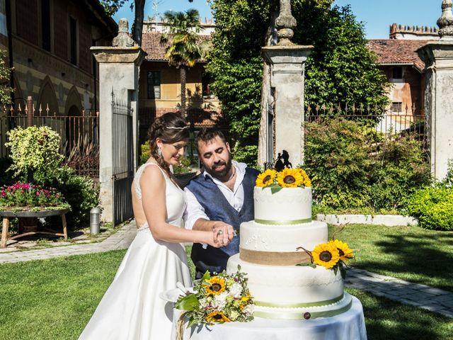 Il matrimonio di Andrea e Sofia a Sillavengo, Novara 59
