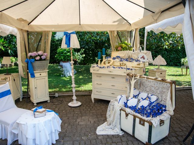 Il matrimonio di Rocco e Silvia a Villanova d'Albenga, Savona 12