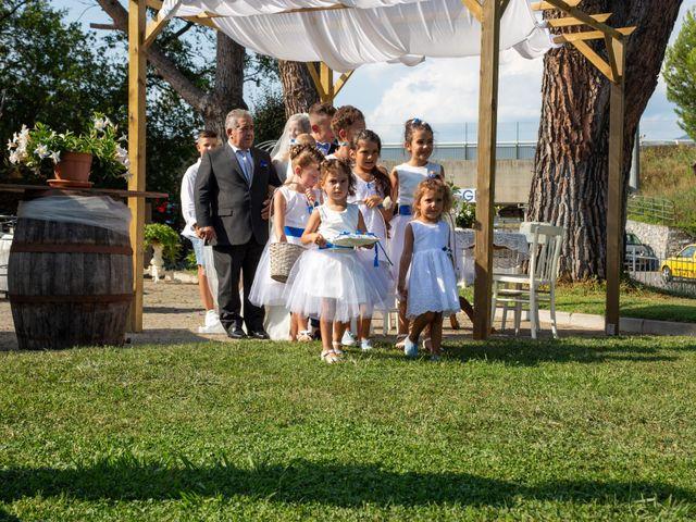 Il matrimonio di Rocco e Silvia a Villanova d'Albenga, Savona 18