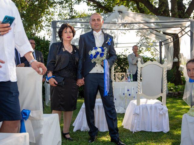 Il matrimonio di Rocco e Silvia a Villanova d'Albenga, Savona 19