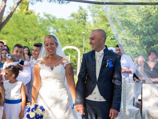 Il matrimonio di Rocco e Silvia a Villanova d'Albenga, Savona 20
