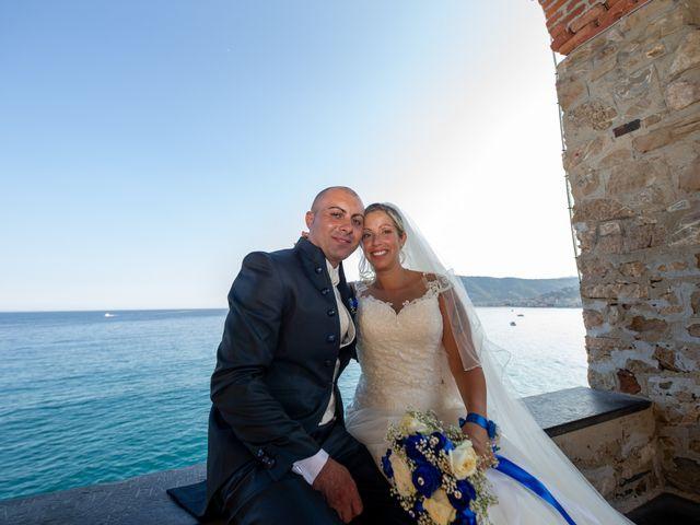 Il matrimonio di Rocco e Silvia a Villanova d'Albenga, Savona 25