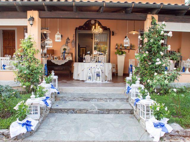 Il matrimonio di Rocco e Silvia a Villanova d'Albenga, Savona 28