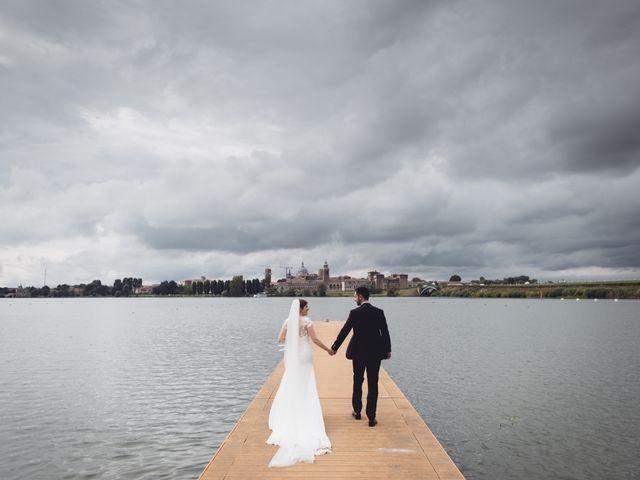 Il matrimonio di Riccardo e Valentina a Mantova, Mantova 37