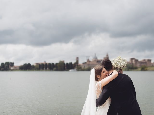 Il matrimonio di Riccardo e Valentina a Mantova, Mantova 42