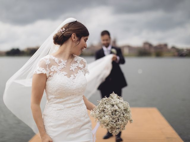 Il matrimonio di Riccardo e Valentina a Mantova, Mantova 45
