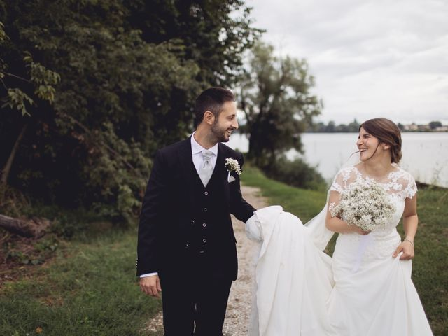 Il matrimonio di Riccardo e Valentina a Mantova, Mantova 48