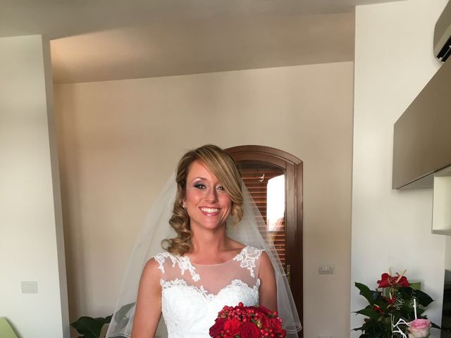 Il matrimonio di Simone e Linda a Pistoia, Pistoia 3