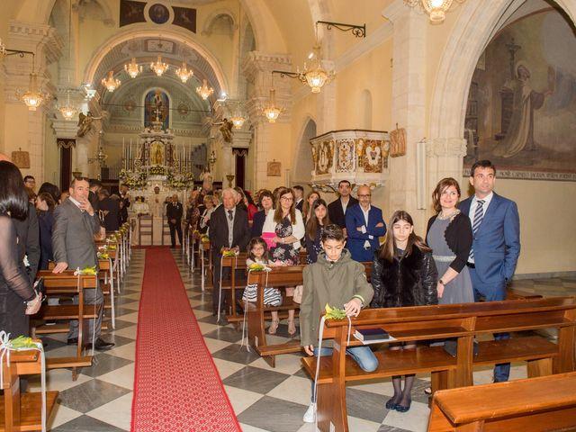 Il matrimonio di Davide e Emanuela a Sinnai, Cagliari 100