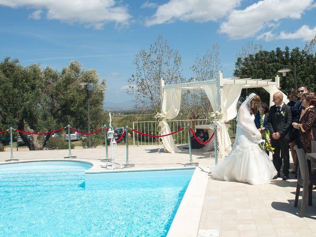 Il matrimonio di Davide e Emanuela a Sinnai, Cagliari 140