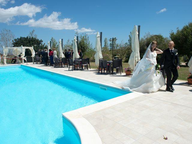 Il matrimonio di Davide e Emanuela a Sinnai, Cagliari 141
