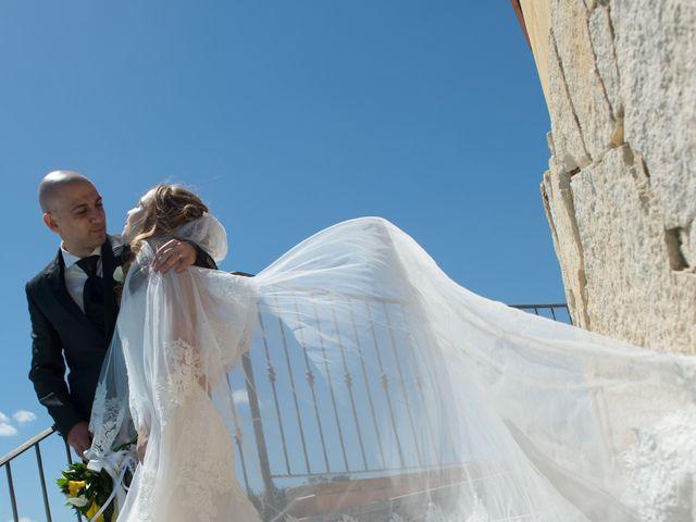 Il matrimonio di Davide e Emanuela a Sinnai, Cagliari 146